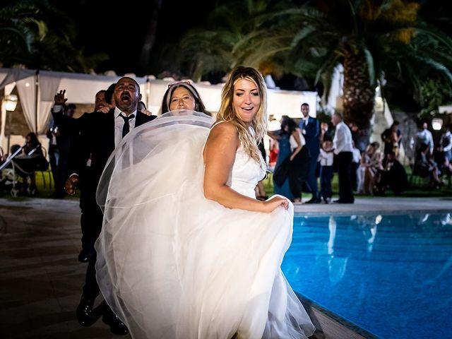 Il matrimonio di Domenico e Valentina a Falerna, Catanzaro 36