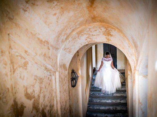 Il matrimonio di Domenico e Valentina a Falerna, Catanzaro 43