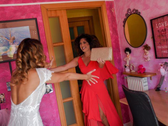 Il matrimonio di Chiara e Vincenzo a Pomigliano d'Arco, Napoli 18