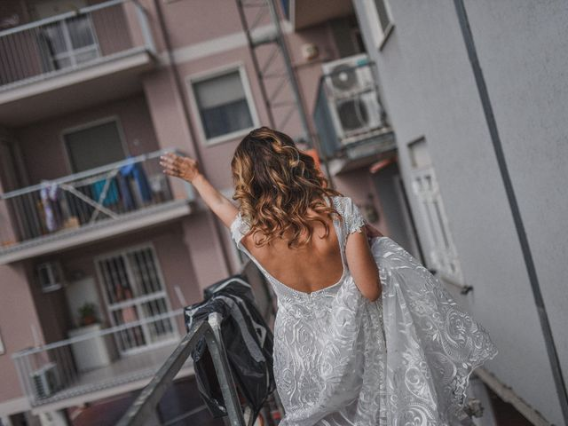 Il matrimonio di Chiara e Vincenzo a Pomigliano d'Arco, Napoli 20