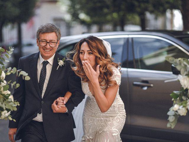 Il matrimonio di Chiara e Vincenzo a Pomigliano d'Arco, Napoli 34