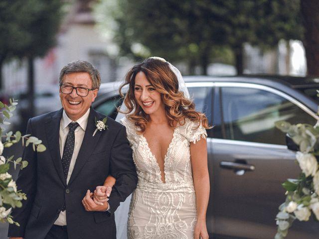Il matrimonio di Chiara e Vincenzo a Pomigliano d'Arco, Napoli 35