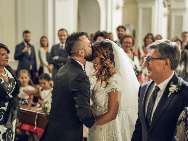 Il matrimonio di Chiara e Vincenzo a Pomigliano d'Arco, Napoli 38