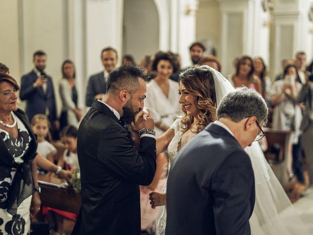 Il matrimonio di Chiara e Vincenzo a Pomigliano d'Arco, Napoli 39
