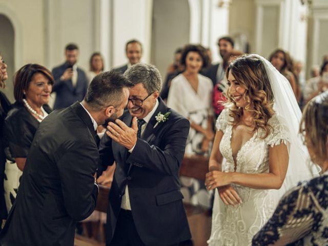 Il matrimonio di Chiara e Vincenzo a Pomigliano d'Arco, Napoli 40