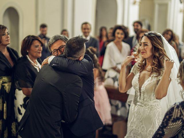 Il matrimonio di Chiara e Vincenzo a Pomigliano d'Arco, Napoli 41