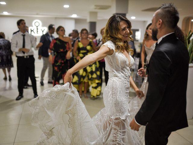 Il matrimonio di Chiara e Vincenzo a Pomigliano d'Arco, Napoli 70