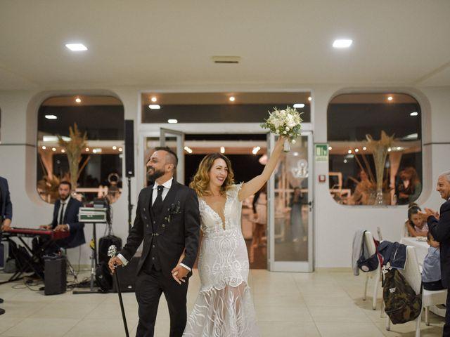 Il matrimonio di Chiara e Vincenzo a Pomigliano d'Arco, Napoli 78