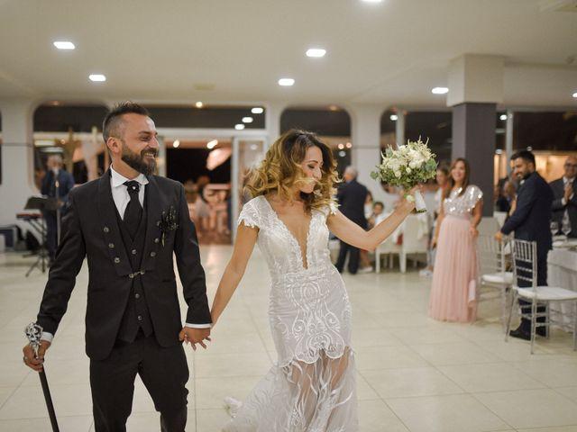 Il matrimonio di Chiara e Vincenzo a Pomigliano d'Arco, Napoli 79