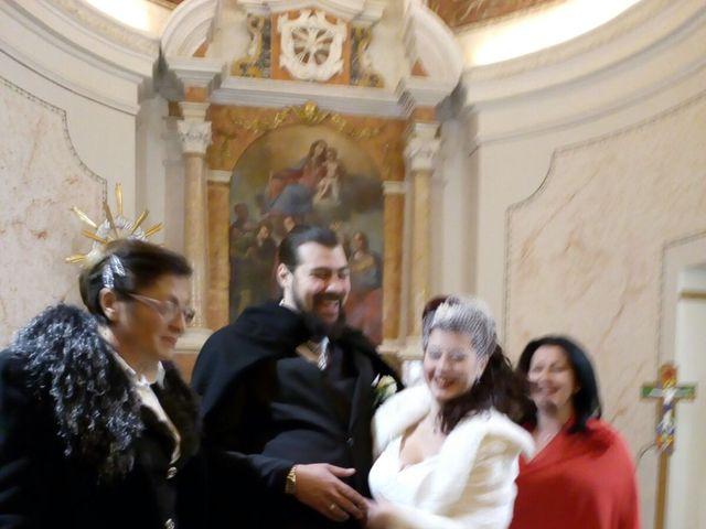 Il matrimonio di Luca e Clarita  a Sant'Anna d'Alfaedo, Verona 6
