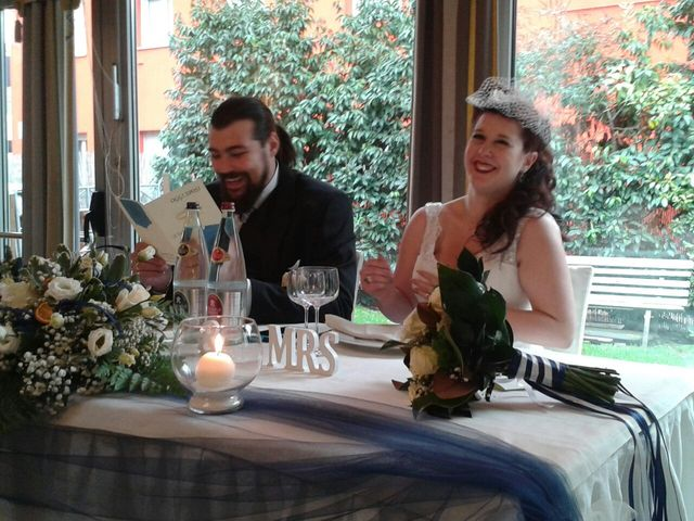 Il matrimonio di Luca e Clarita  a Sant'Anna d'Alfaedo, Verona 1