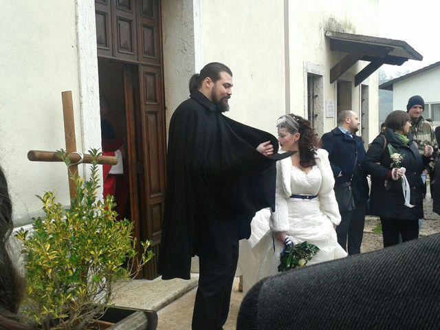Il matrimonio di Luca e Clarita  a Sant'Anna d'Alfaedo, Verona 2