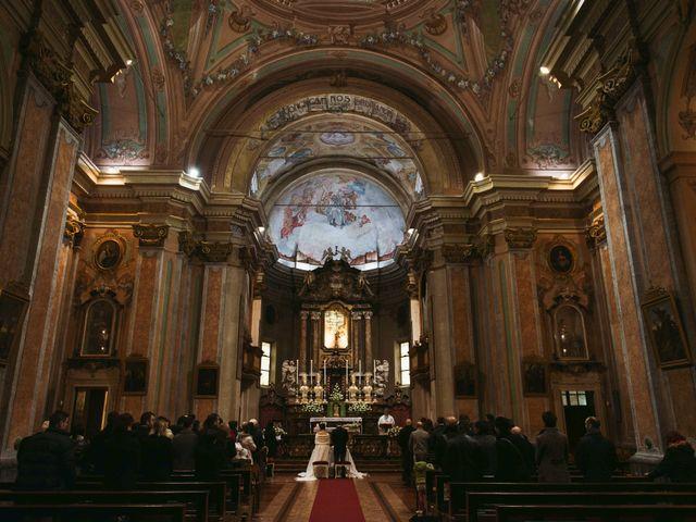 Il matrimonio di Daniele e Benedetta a Vaiano Cremasco, Cremona 1
