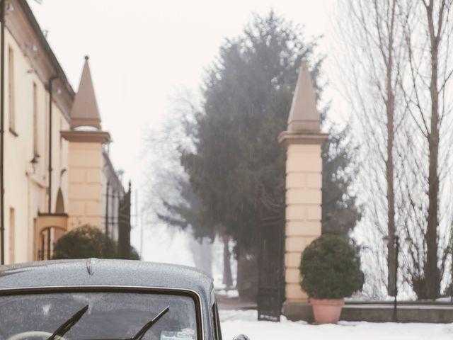Il matrimonio di Daniele e Benedetta a Vaiano Cremasco, Cremona 25