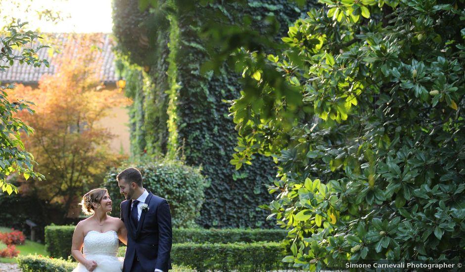Il matrimonio di Alex e Federica a Cervesina, Pavia