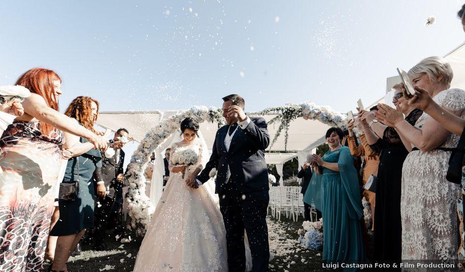 Il matrimonio di Daniele e Alexandra a Napoli, Napoli