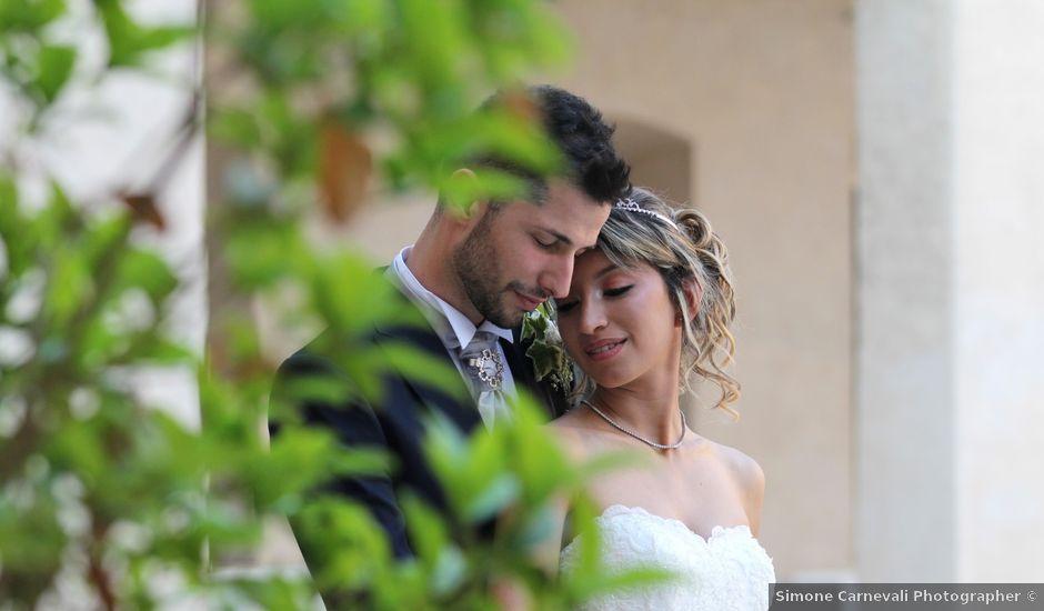 Il matrimonio di Francesco e Ambra a Rivolta d'Adda, Cremona