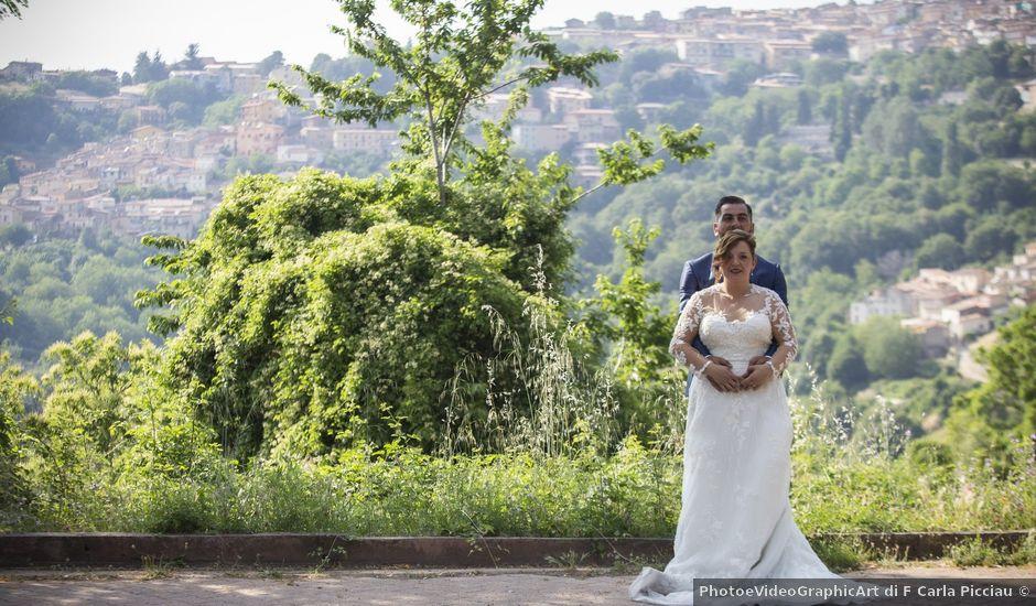 Il matrimonio di Massimiliano e Paola a Tonara, Nuoro