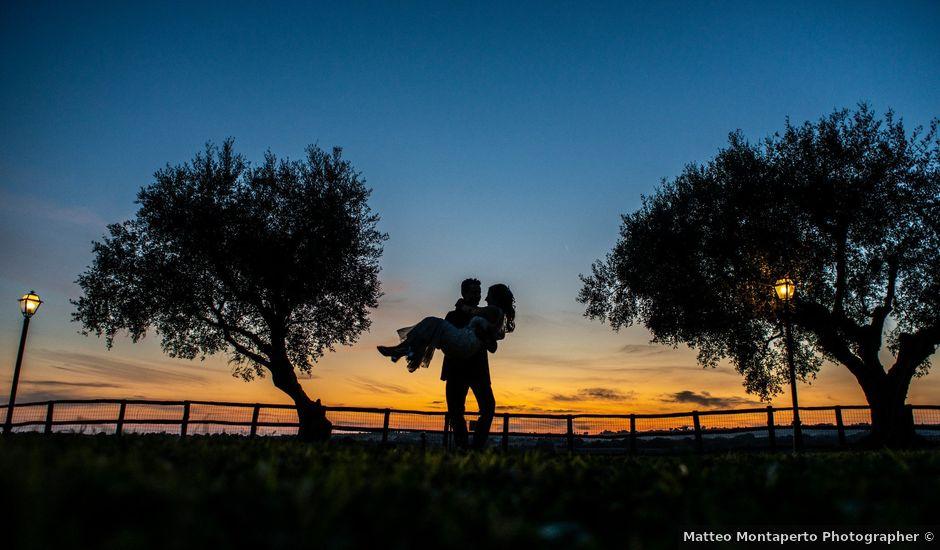 Il matrimonio di Tiziano e Sara a Roma, Roma