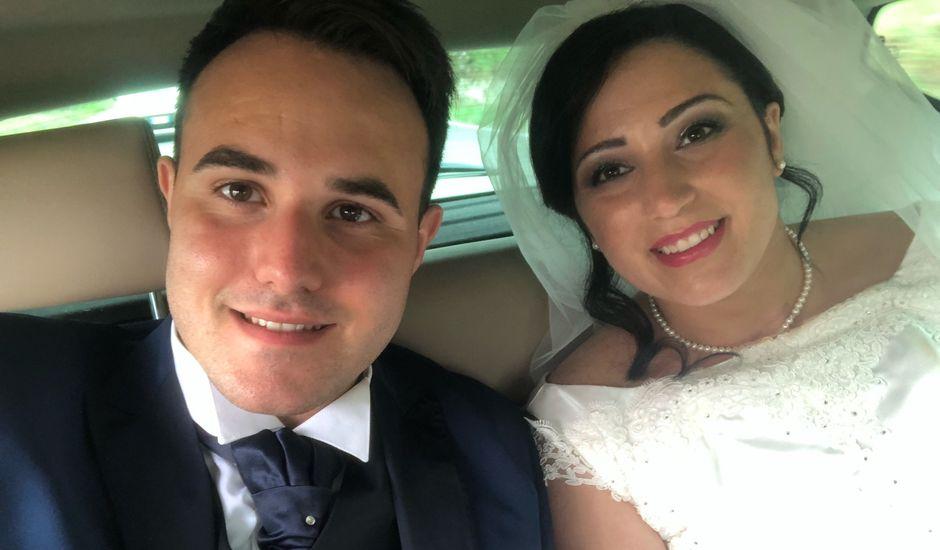 Il matrimonio di Angelo e Clemy a Frigento, Avellino