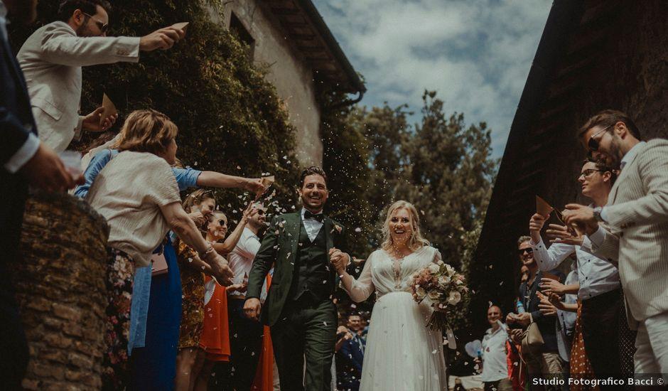 Il matrimonio di Max e Caroline a Roma, Roma