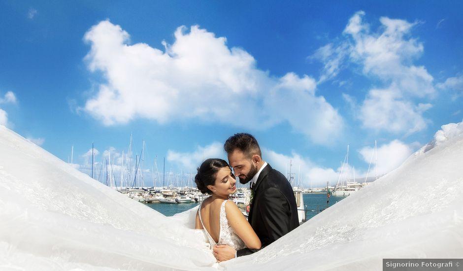 Il matrimonio di Chiara e Antonio a Patti, Messina