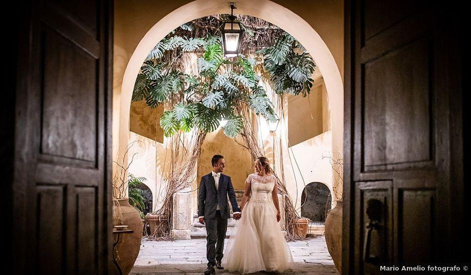 Il matrimonio di Domenico e Valentina a Falerna, Catanzaro
