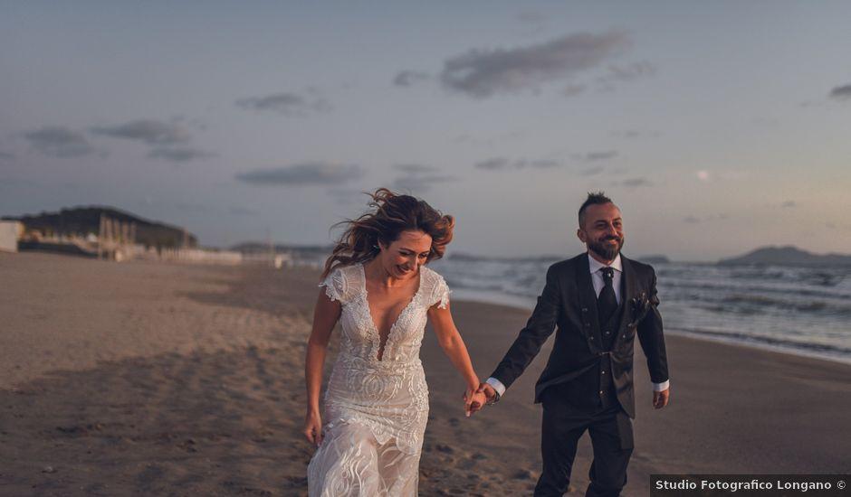 Il matrimonio di Chiara e Vincenzo a Pomigliano d'Arco, Napoli