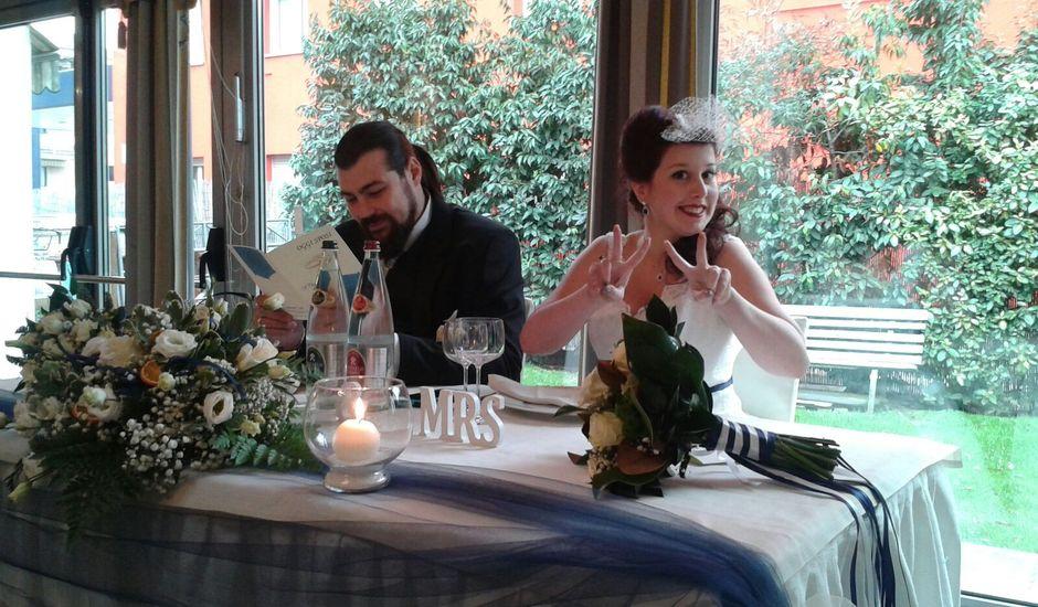 Il matrimonio di Luca e Clarita  a Sant'Anna d'Alfaedo, Verona