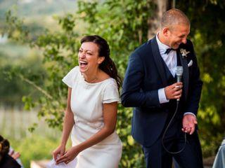 Le nozze di Letizia e Marco