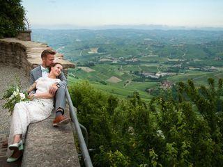 Le nozze di Hedvig e Jarle