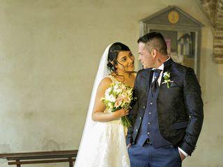 Le nozze di Rossella e Neas 1