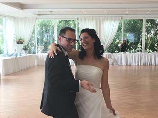 Le nozze di Antonio Lastrico e Roberta Moscariello