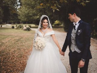 Le nozze di Paola e Cristian