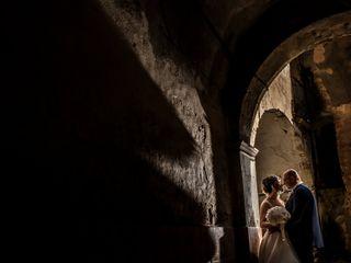 Le nozze di Stefania e Federico