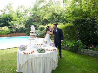 Le nozze di Sarah e Matteo