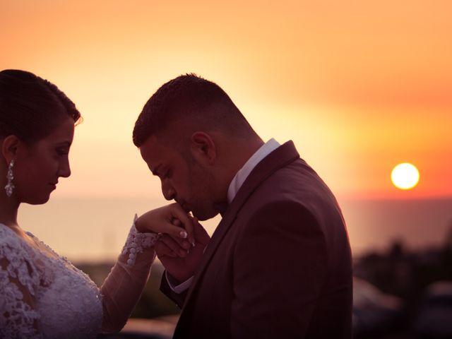 Le nozze di Gessica e Nicola