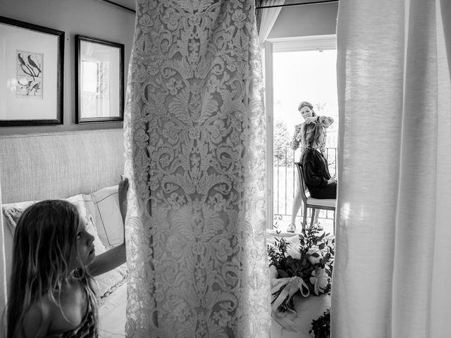 Il matrimonio di Jarle e Hedvig a La Morra, Cuneo 6