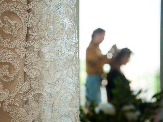 Il matrimonio di Jarle e Hedvig a La Morra, Cuneo 7
