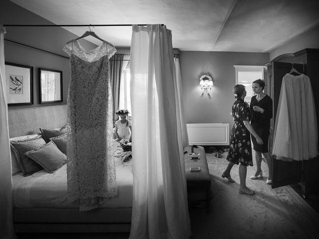 Il matrimonio di Jarle e Hedvig a La Morra, Cuneo 15