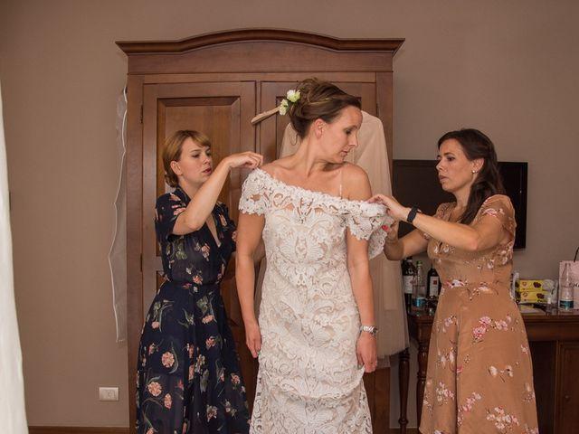 Il matrimonio di Jarle e Hedvig a La Morra, Cuneo 19
