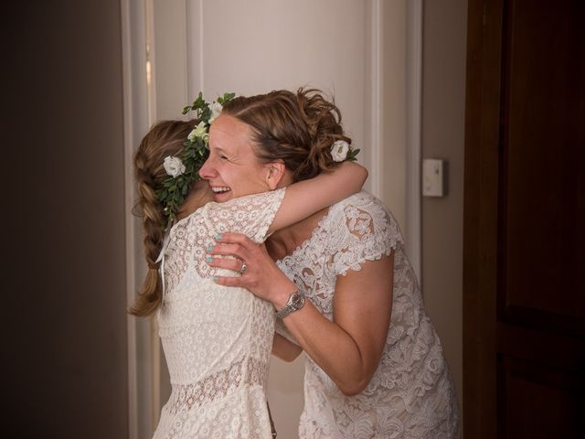 Il matrimonio di Jarle e Hedvig a La Morra, Cuneo 21