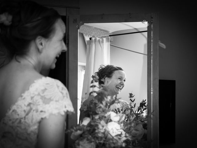 Il matrimonio di Jarle e Hedvig a La Morra, Cuneo 22