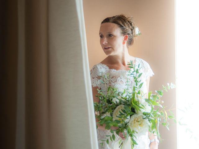 Il matrimonio di Jarle e Hedvig a La Morra, Cuneo 25
