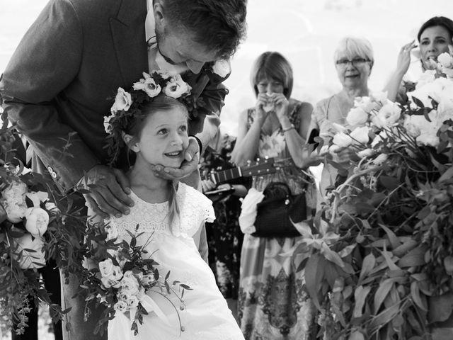 Il matrimonio di Jarle e Hedvig a La Morra, Cuneo 42