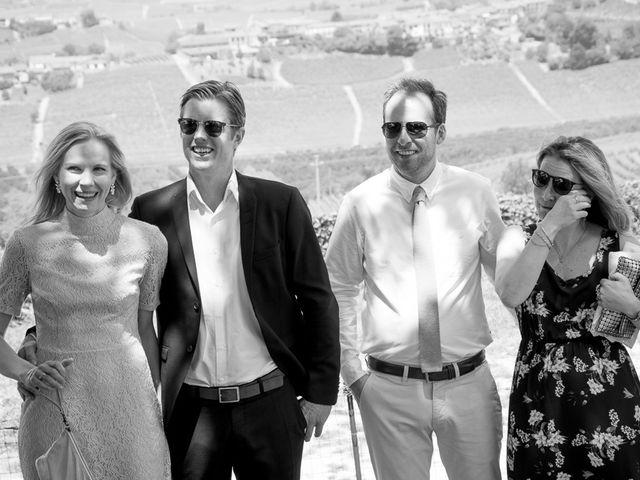 Il matrimonio di Jarle e Hedvig a La Morra, Cuneo 52