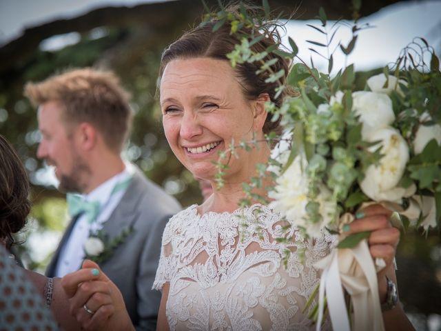 Il matrimonio di Jarle e Hedvig a La Morra, Cuneo 55