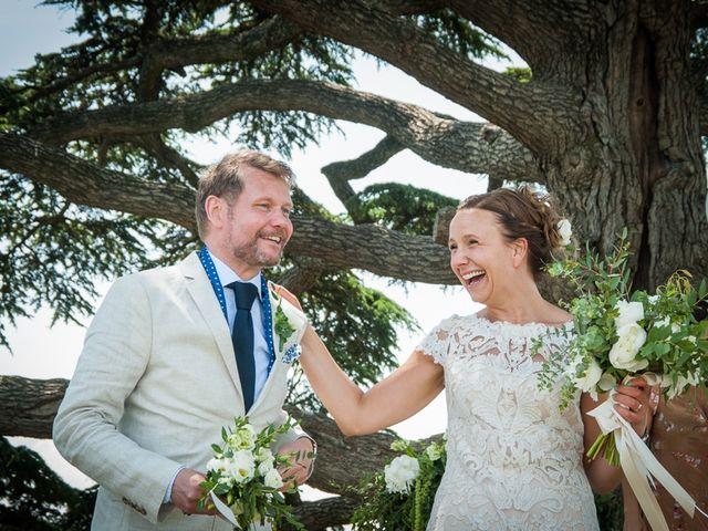 Il matrimonio di Jarle e Hedvig a La Morra, Cuneo 62