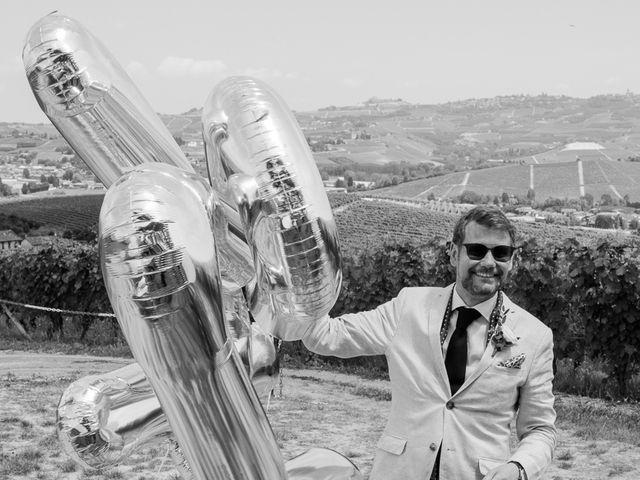 Il matrimonio di Jarle e Hedvig a La Morra, Cuneo 63