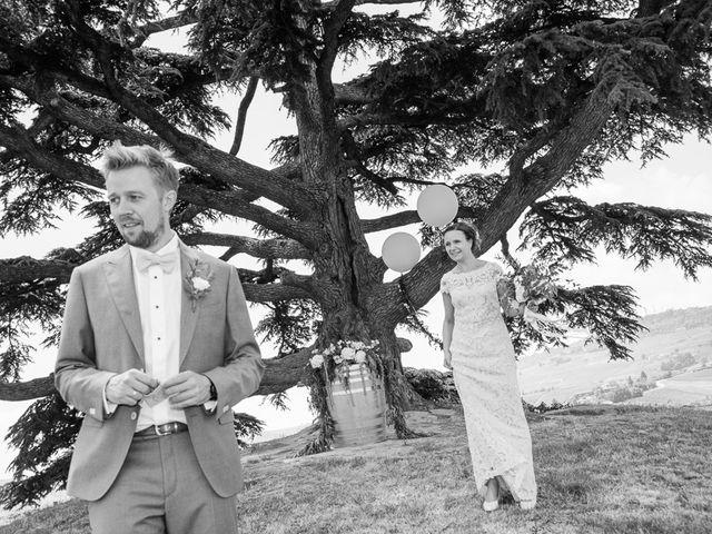 Il matrimonio di Jarle e Hedvig a La Morra, Cuneo 64